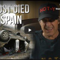 Almost Died-Spain : NOT-Y