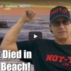 Almost Died – Sydney: NOT-Y