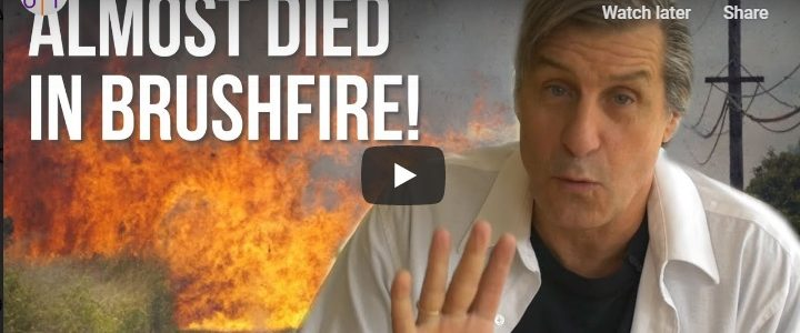 Almost Died Wildfires – Nevada : NOT-Y