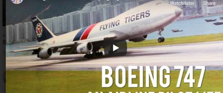 Boeing 747 Airline Pilot, Flying Tigers, retired FedEx pilot: NOT-Y.com