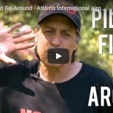 Pilot's First Go-Around – Atlanta International airport: NOT-Y