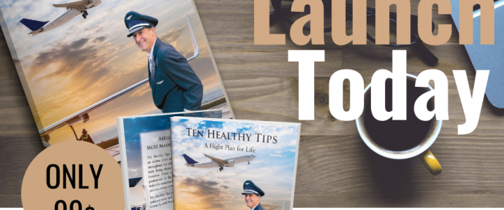 [Book SALE] Ten Healthy Tips: A Flight Plan for Life by Frank J. Donohue